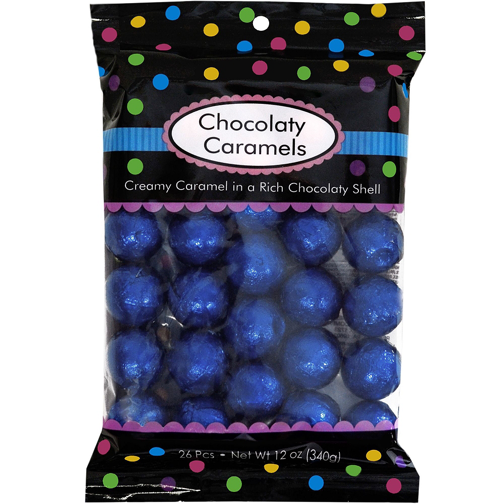 Super Blue, Green & Red Chocolate Candy Kit Image #8