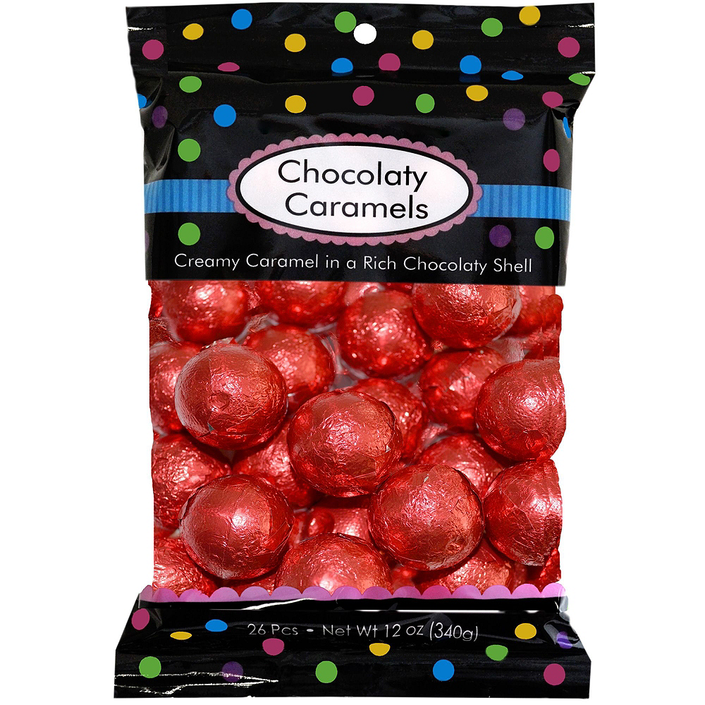 Ultimate Blue, Green & Red Chocolate Candy Kit Image #7