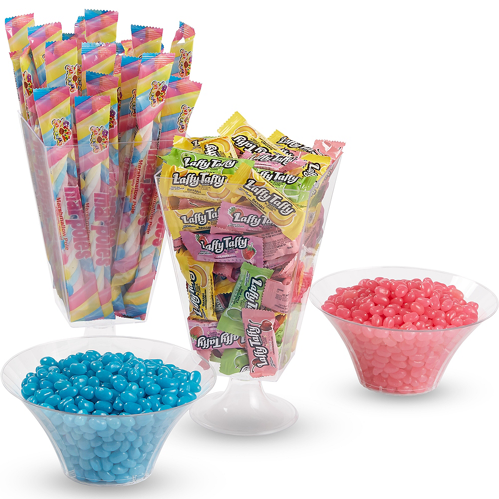 Super Caribbean Blue & Bright Pink Candy Kit Image #1