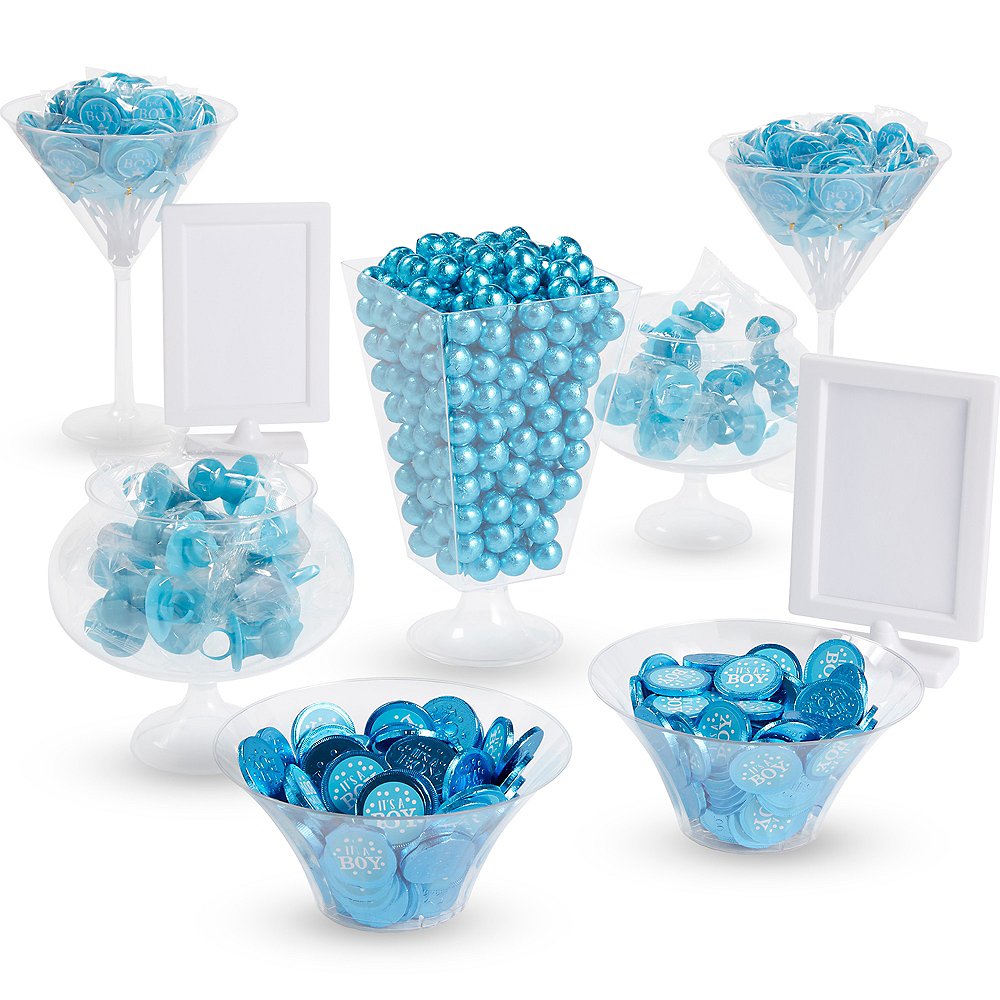 Super It's A Boy Gender Reveal Candy Kit Image #1