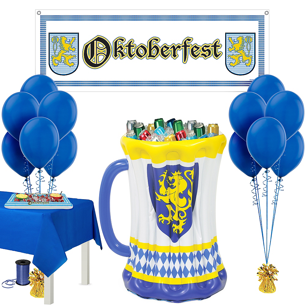 Oktoberfest Drink Cooler Kit Image #1