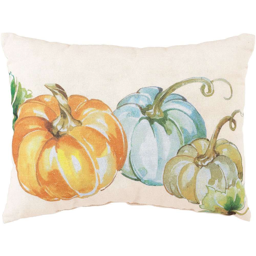 Fall Pumpkin Decorative Pillows Set Image #2