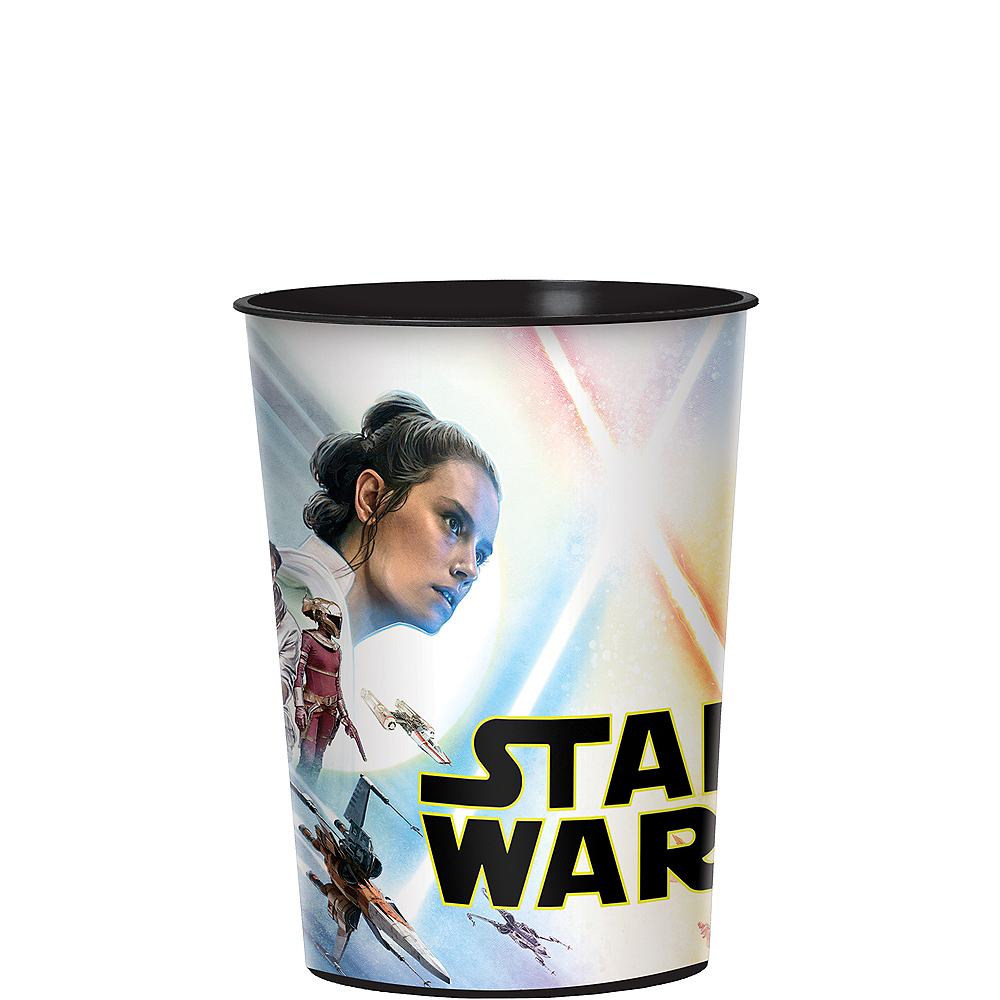 Star Wars 9 The Rise of Skywalker Favor Cup Image #1