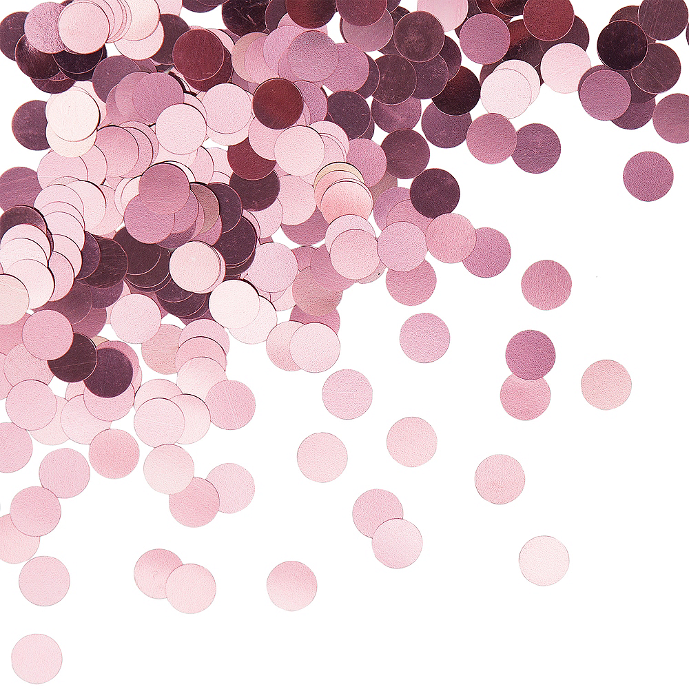 Nav Item for Rosé All Day Dot Tissue Paper Confetti Image #1