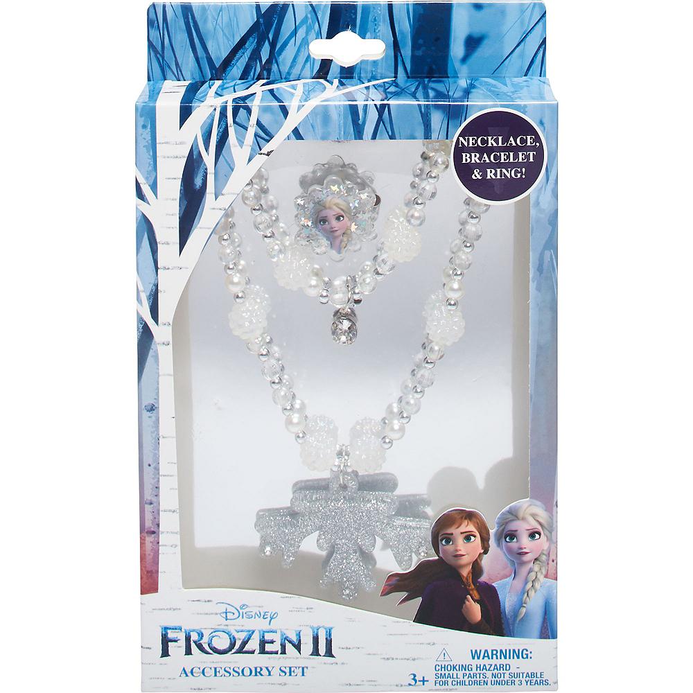 Elsa Jewelry Set 3pc - Frozen 2 Image #1