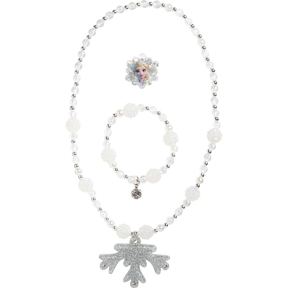 Elsa Jewelry Set 3pc - Frozen 2 Image #2