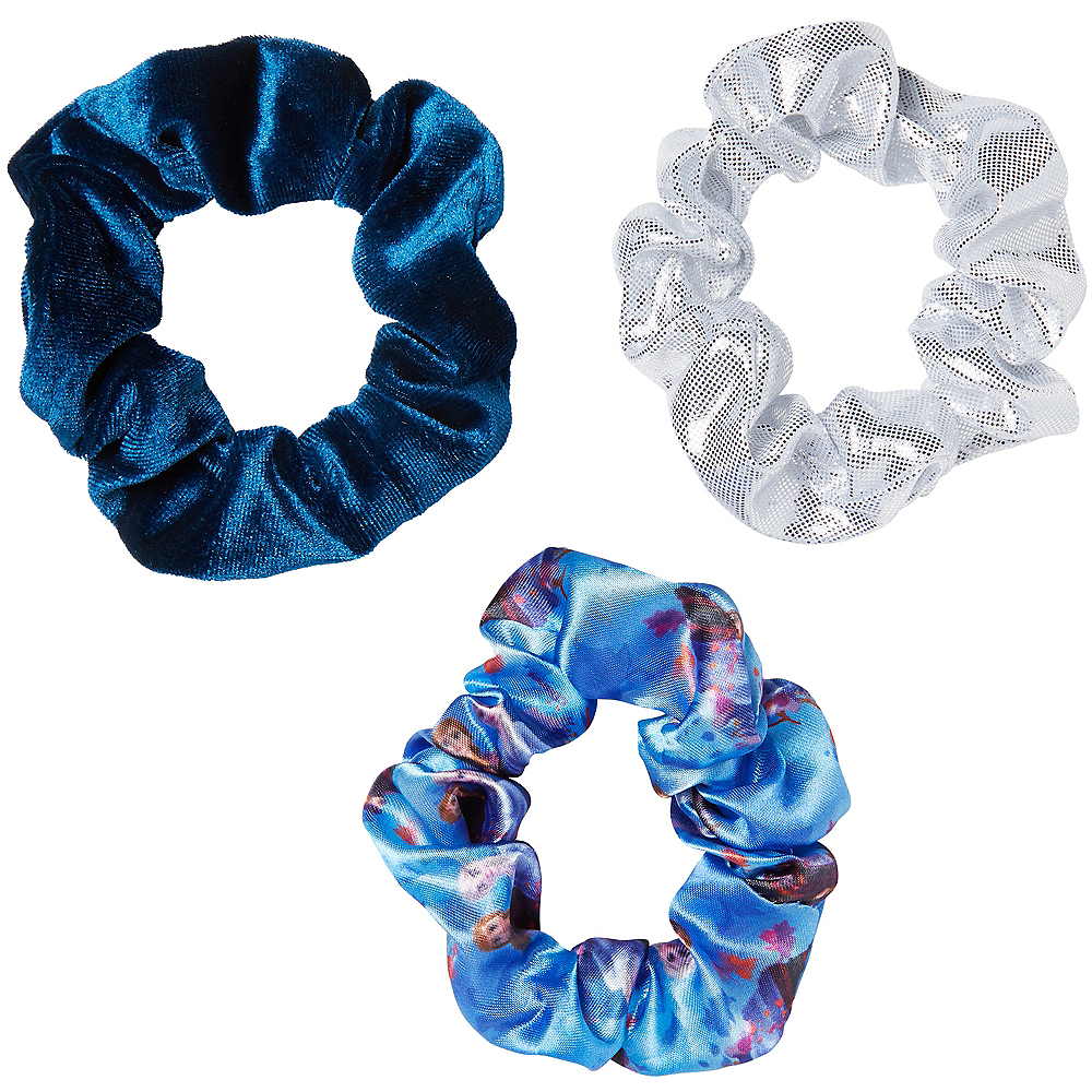 Frozen 2 Scrunchies 3ct Image #1