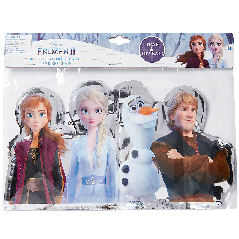 Nav Item for Frozen 2 Mystery Packs 4pc Image #1