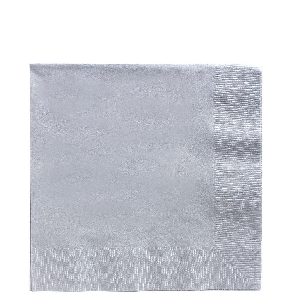 Mixed Metallic Polka Dot Tableware Kit for 16 Guests Image #5