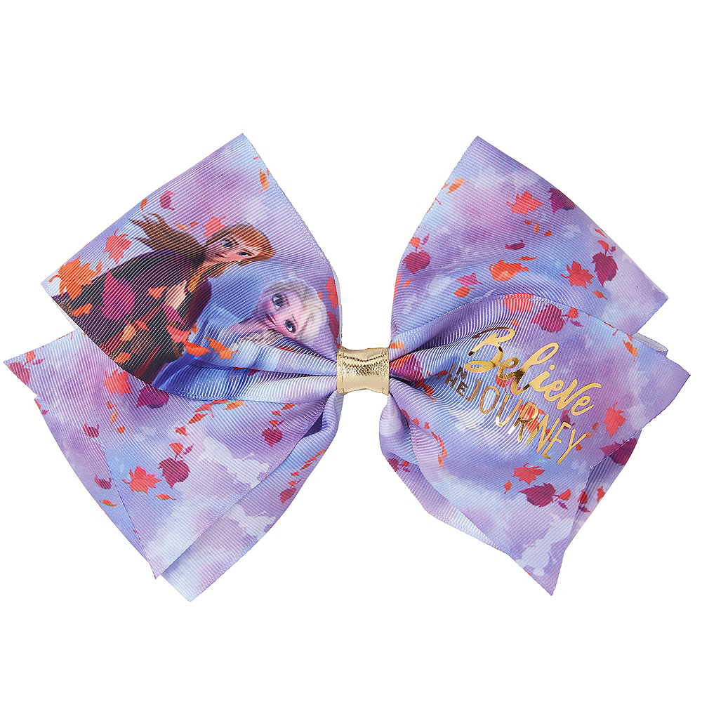 Frozen 2 Hair Bow Image #1
