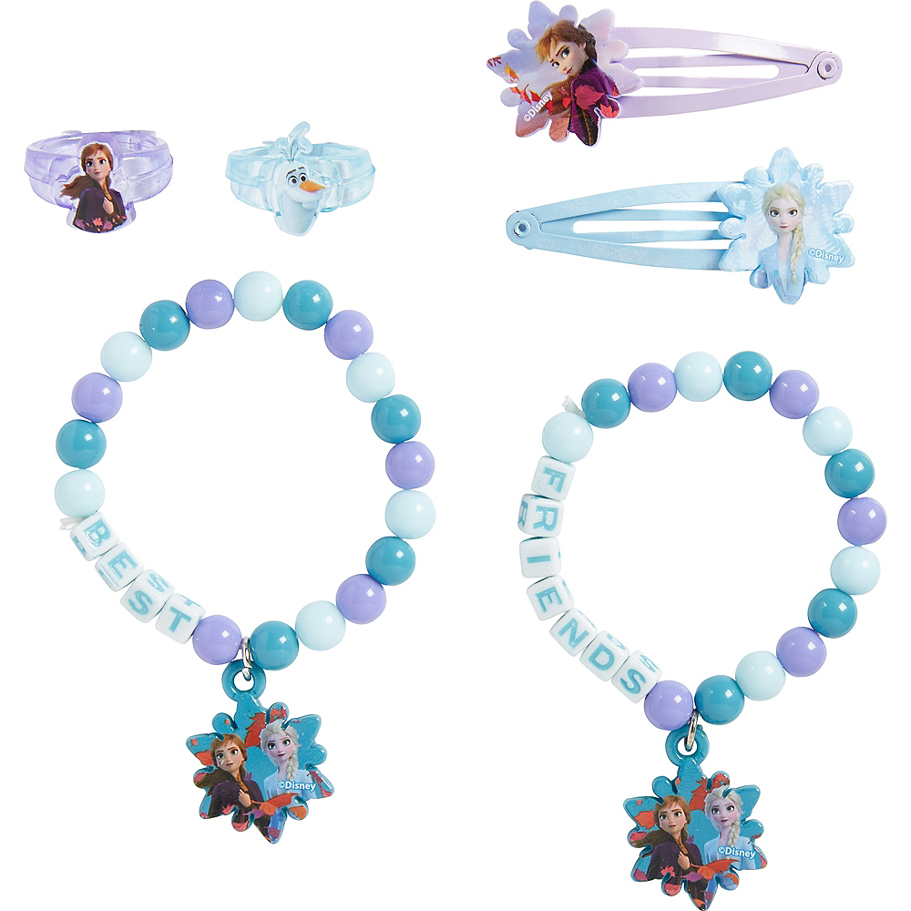 Frozen 2 Best Friends Accessory Set 6pc Image #1