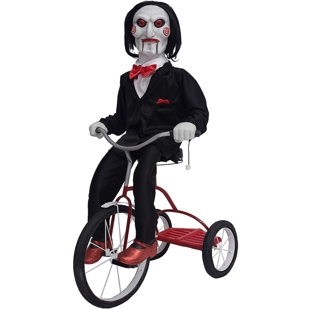 Animated Billy The Puppet Trike - Jigsaw Image #1