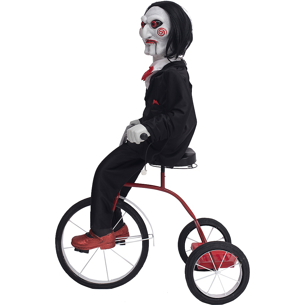 Animated Billy The Puppet Trike - Jigsaw Image #2