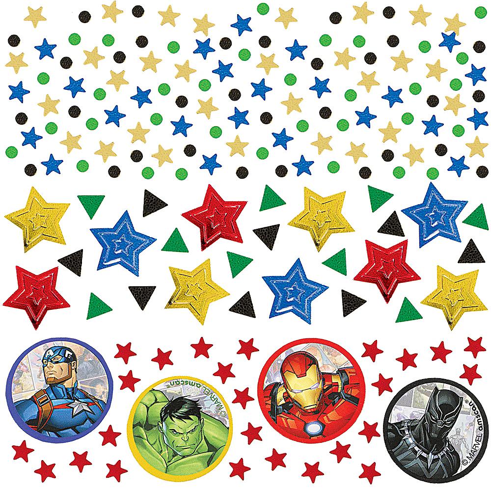 Marvel Powers Unite Confetti Image #1