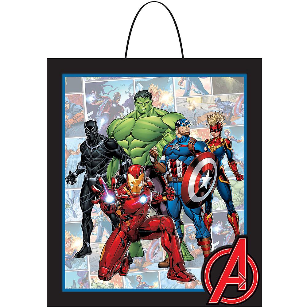 Marvel Powers Unite Wall Portrait Kit 7pc Image #1