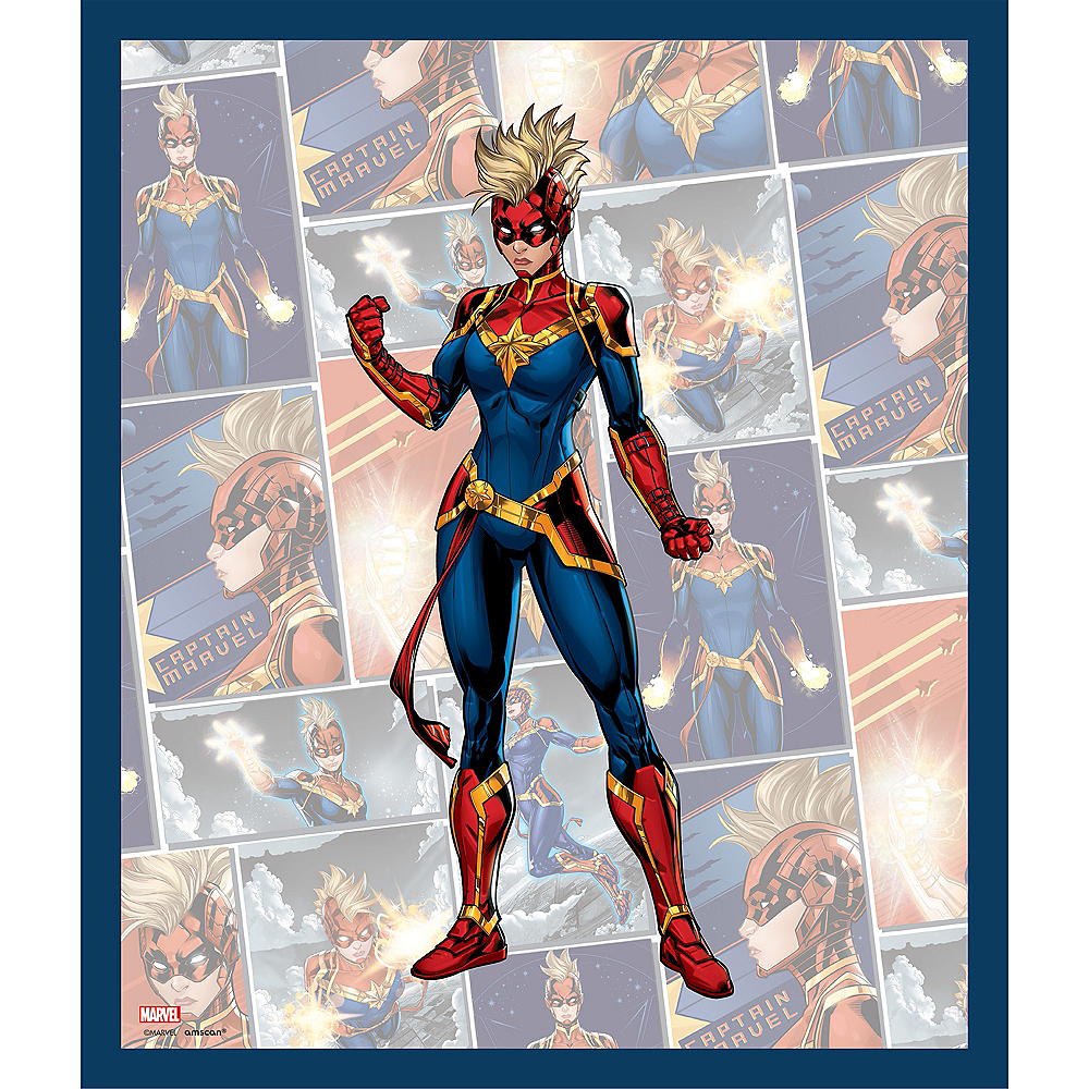 Marvel Powers Unite Wall Portrait Kit 7pc Image #4
