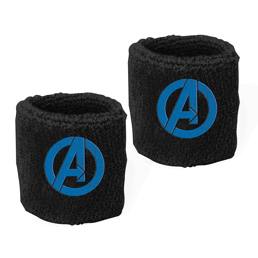 Marvel Powers Unite Sweat Bands 8ct Image #1