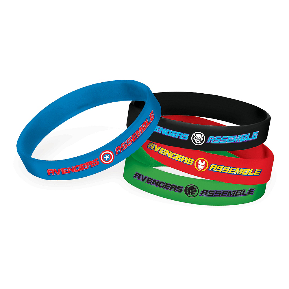 Marvel Powers Unite Bracelets 4ct Image #1