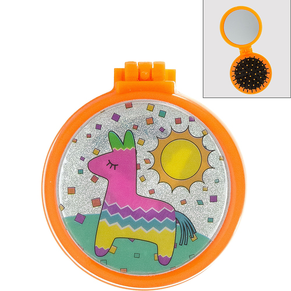 Iridescent Pinata Pop-Up Brush & Mirror Image #1