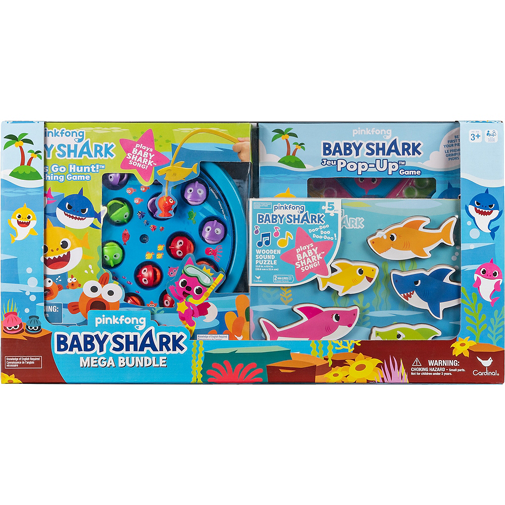 Baby Shark Mega Bundle Image #2