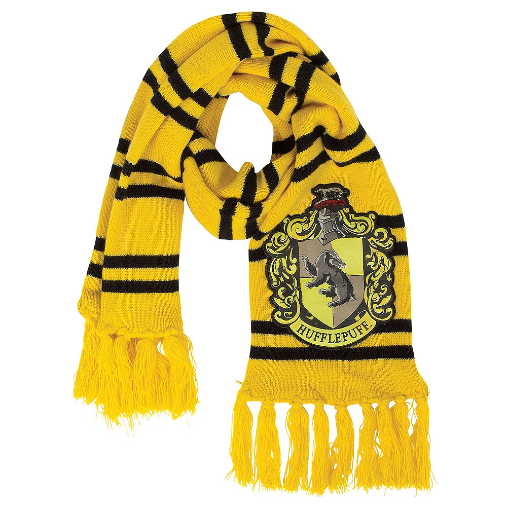 Adult Hufflepuff Accessories Kit - Harry Potter Image #3