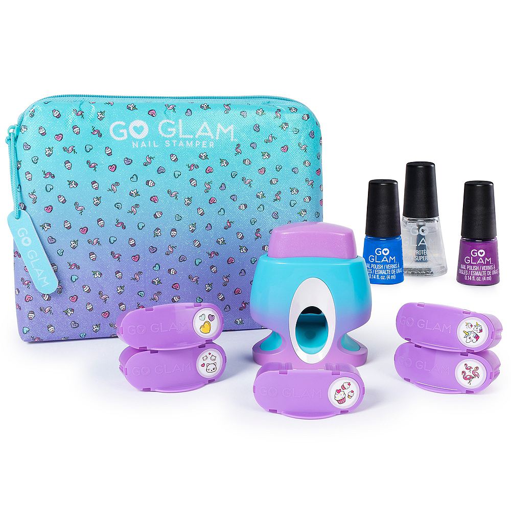 Cool Maker Go Glam Nail Stamper Kit Image #2