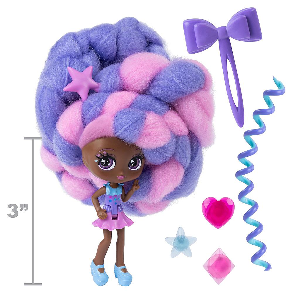 Candylocks 3-Inch Scented Collectible Surprise Doll with Accessories Image #2