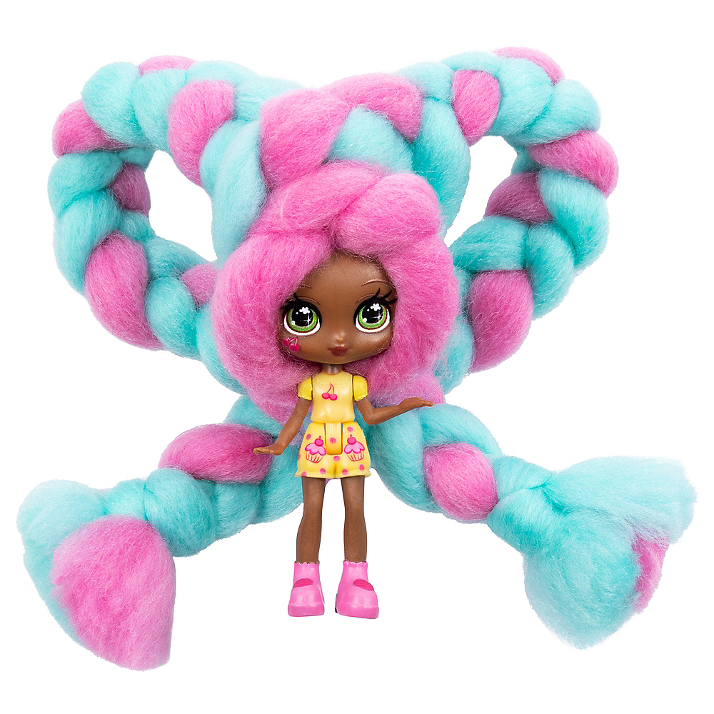Candylocks 3-Inch Scented Collectible Surprise Doll with Accessories Image #3