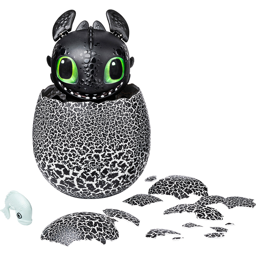 Hatching Dragon - Dreamworks How To Train Your Dragon Image #1
