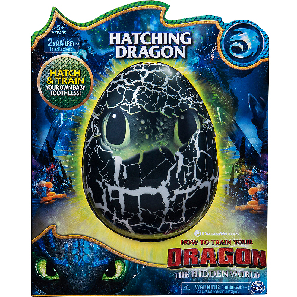 Hatching Dragon - Dreamworks How To Train Your Dragon Image #4