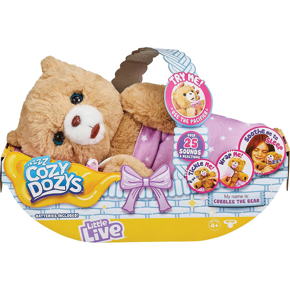 Little Lives Pets Cozy Dozys Single Pack - Cubbles Image #4