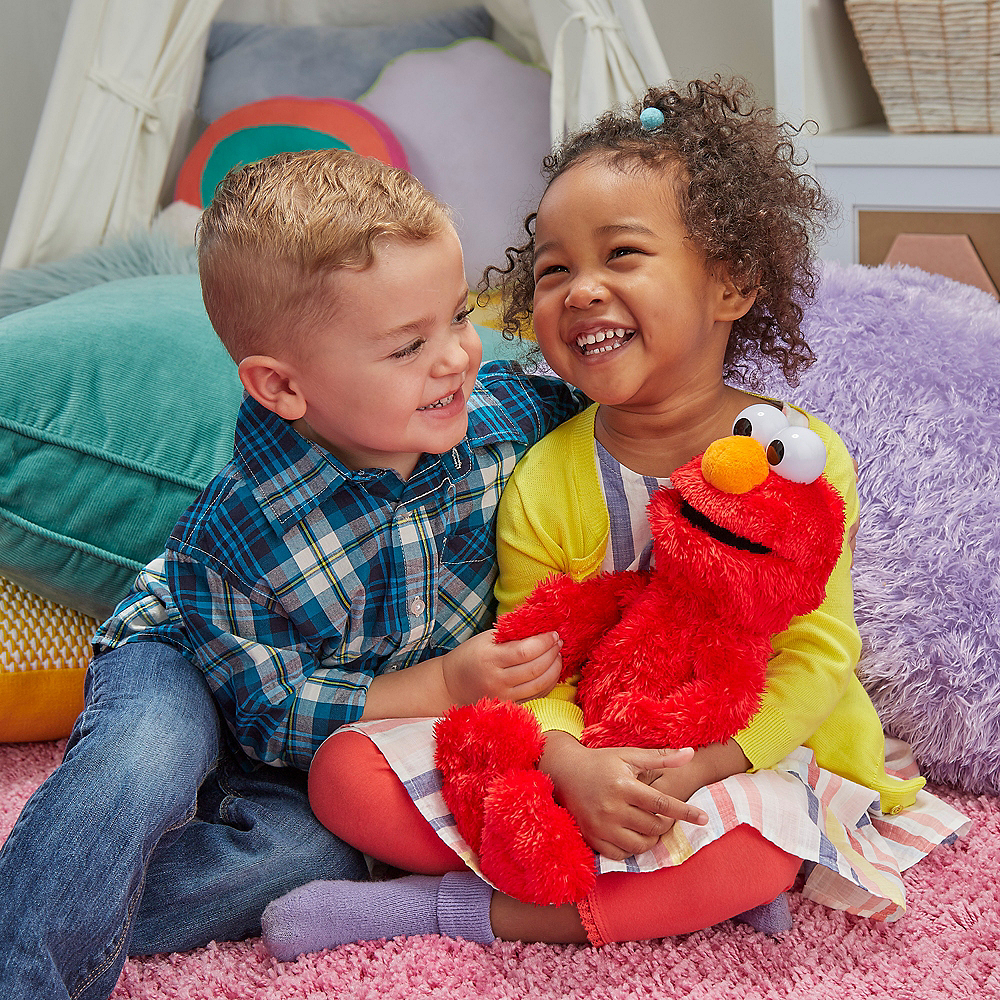 Nav Item for Love to Hug Elmo - Sesame Street Image #2