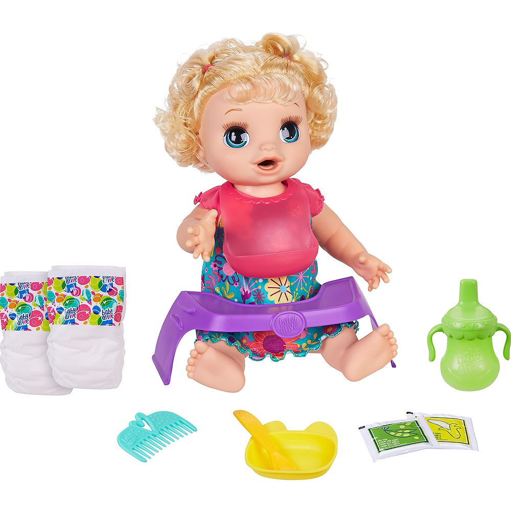 Baby Alive Happy Hungry Baby Image #1