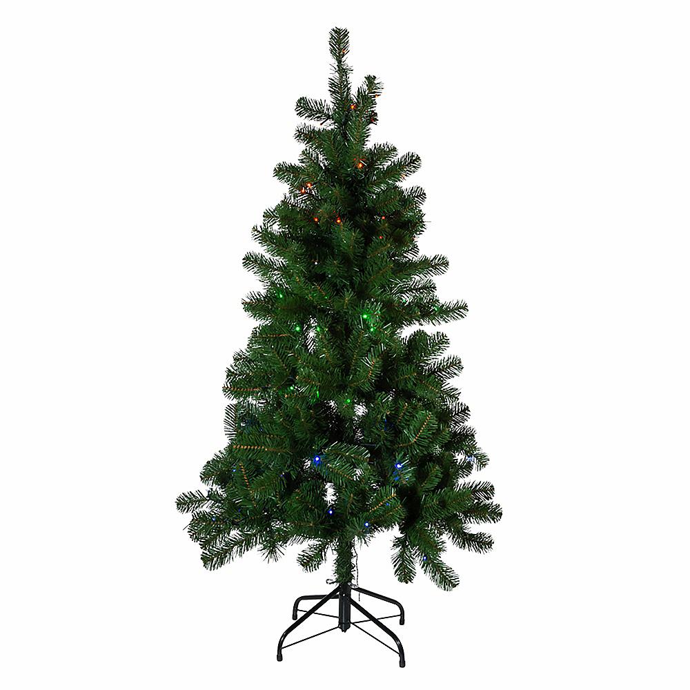 Kurt Adler Light-Up Twinkly LED Pine Tree Image #1