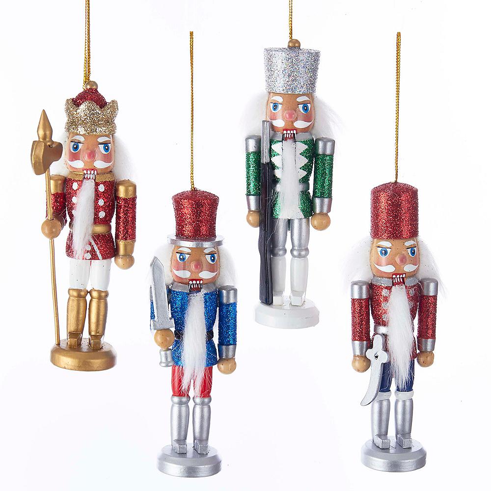 Kurt Adler Boxed Nutcracker Ornaments 4ct Image #1