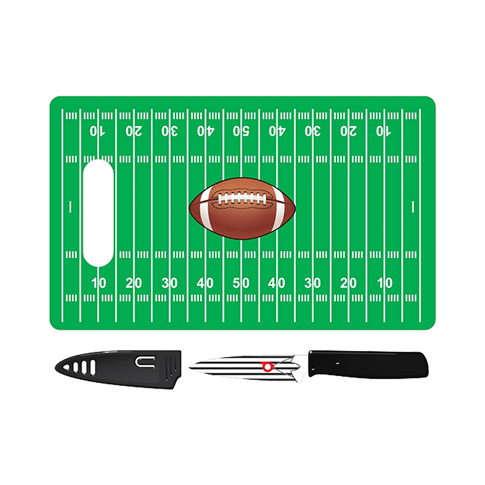 Football Cutting Board Set 2pc Image #1