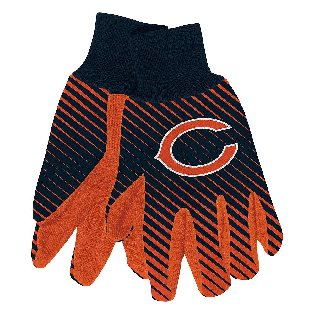 Chicago Bears Gloves Image #1