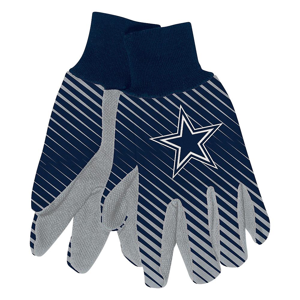 Dallas Cowboys Gloves Image #1