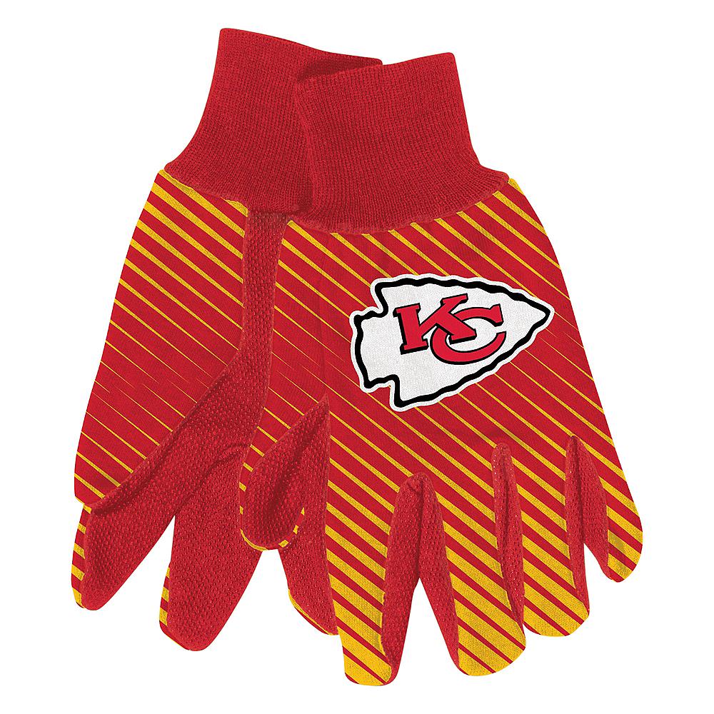 Kansas City Chiefs Gloves Image #1