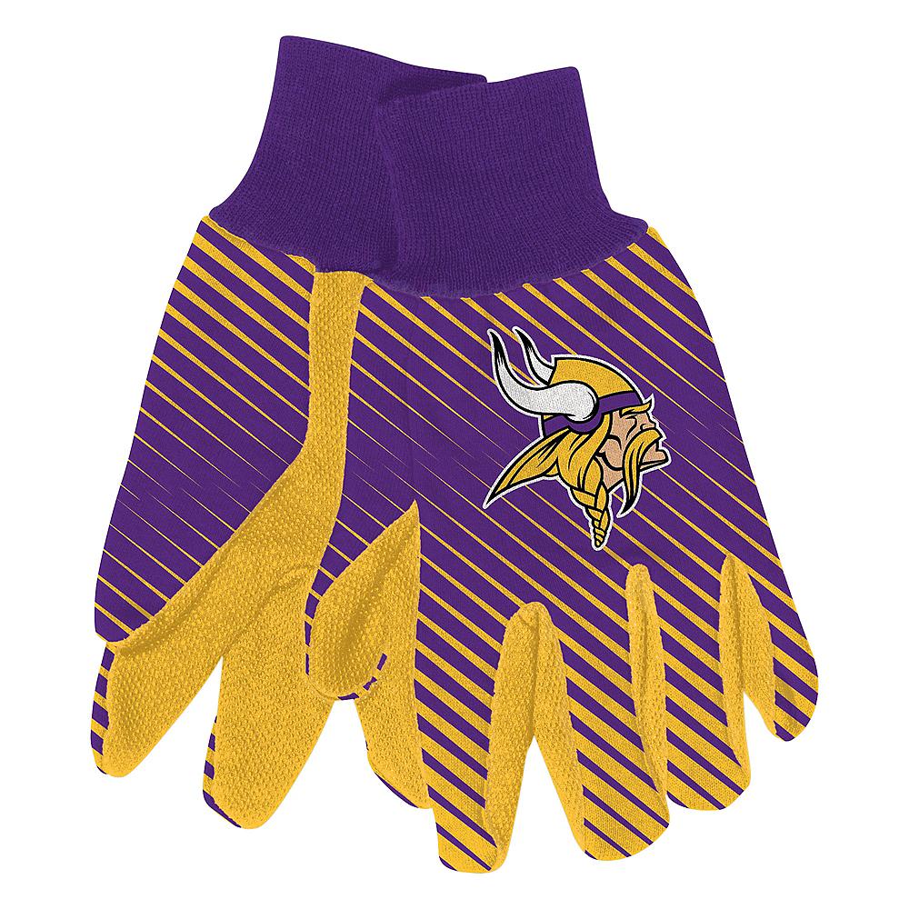 Minnesota Vikings Gloves Image #1