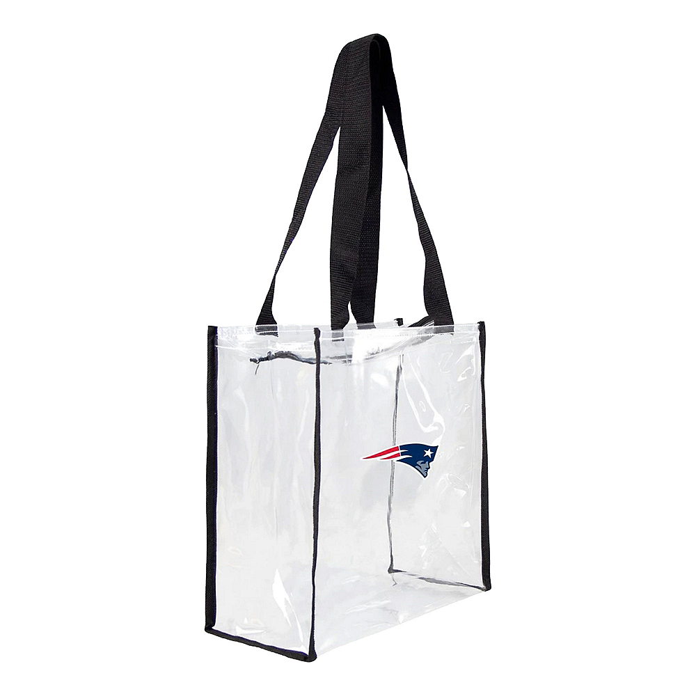 Nav Item for New England Patriots Stadium Tote Image #1