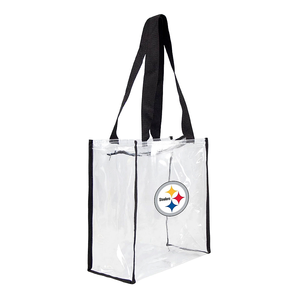 Pittsburgh Steelers Stadium Tote Image #1