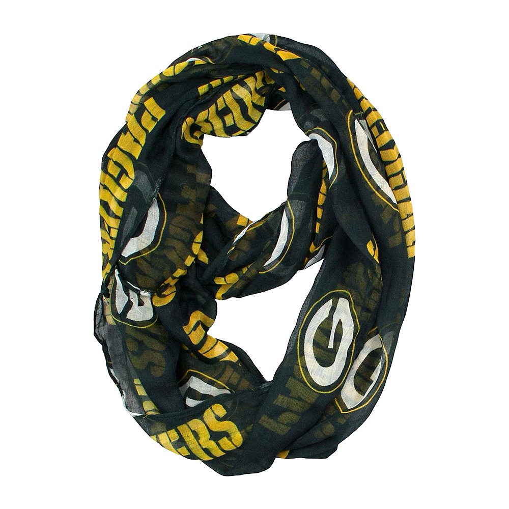 Green Bay Packers Scarf Image #1