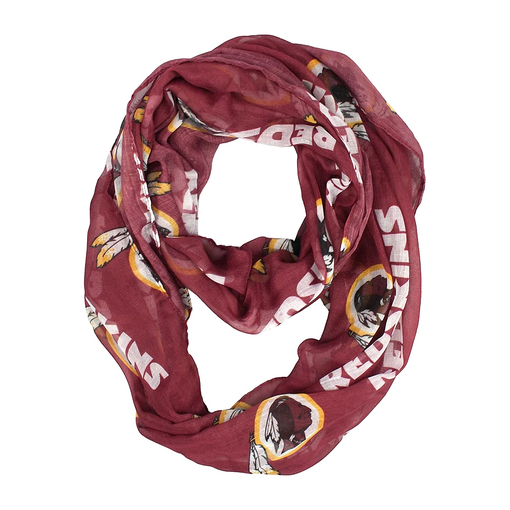 Nav Item for Washington Redskins Scarf Image #1