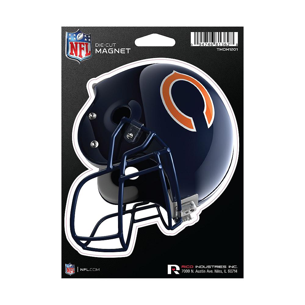 Chicago Bears Die-Cut Magnet Image #1