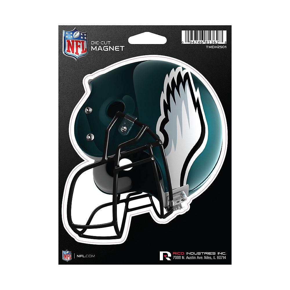 Philadelphia Eagles Die-Cut Magnet Image #1
