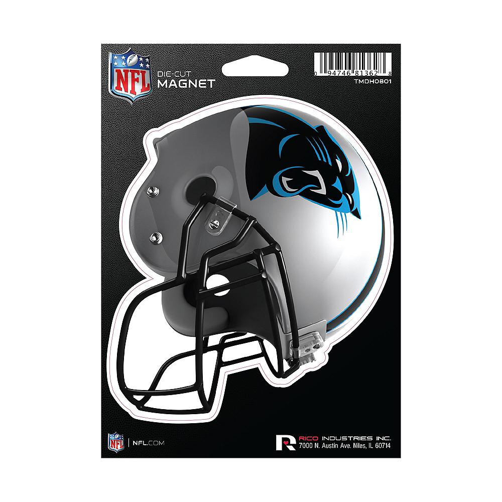 Carolina Panthers Die-Cut Magnet Image #1