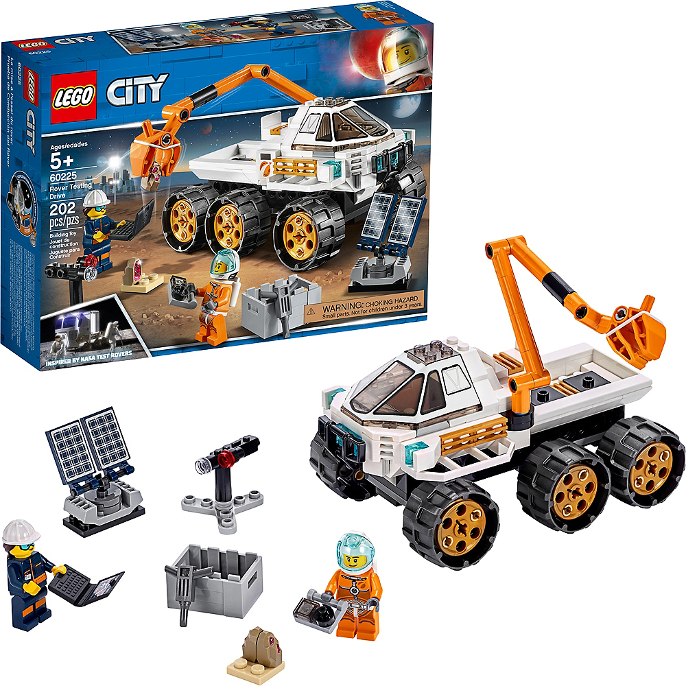 Lego City Rover Testing Drive 60225 Image #1