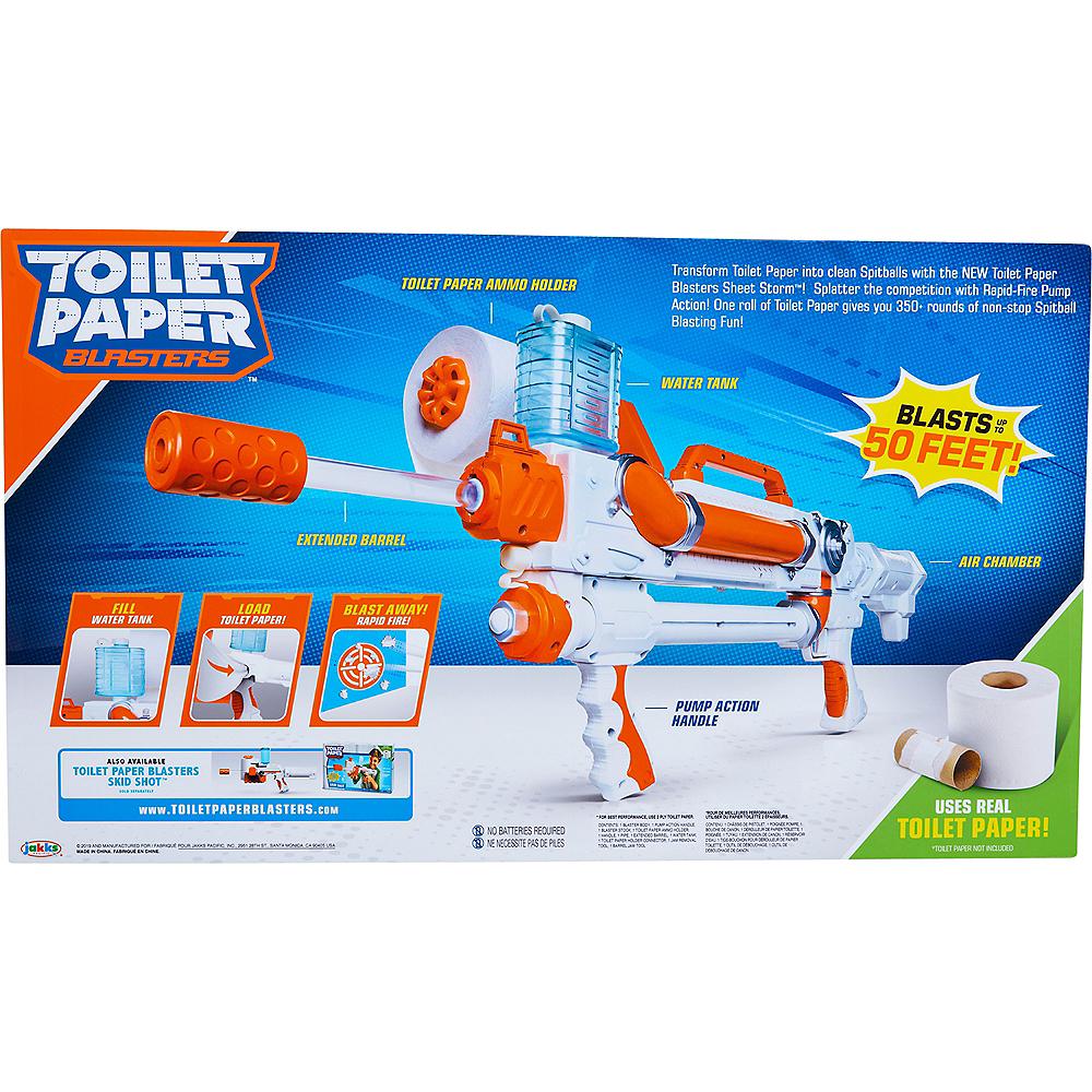 Toilet Paper Blaster Sheet Storm Image #5
