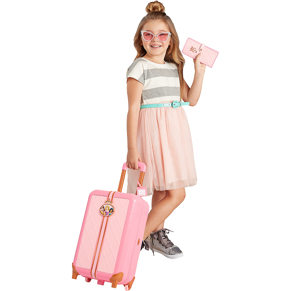 Disney Princess Style Collection Play Suitcase Travel Set Image #3